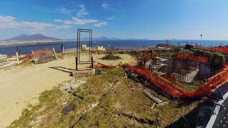 Il futuro skyline di Monte Echia