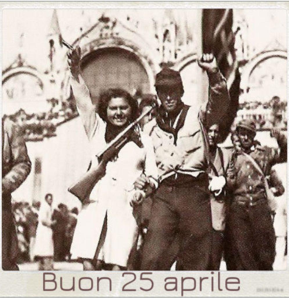 25 aprile Napoli antifascista per la Festa della Liberazione
