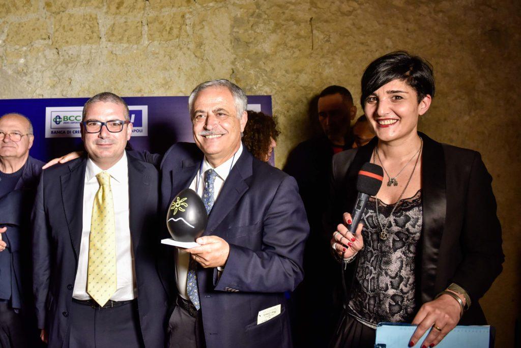 Premio Ambasciatori del Sole al Castel dell'Ovo