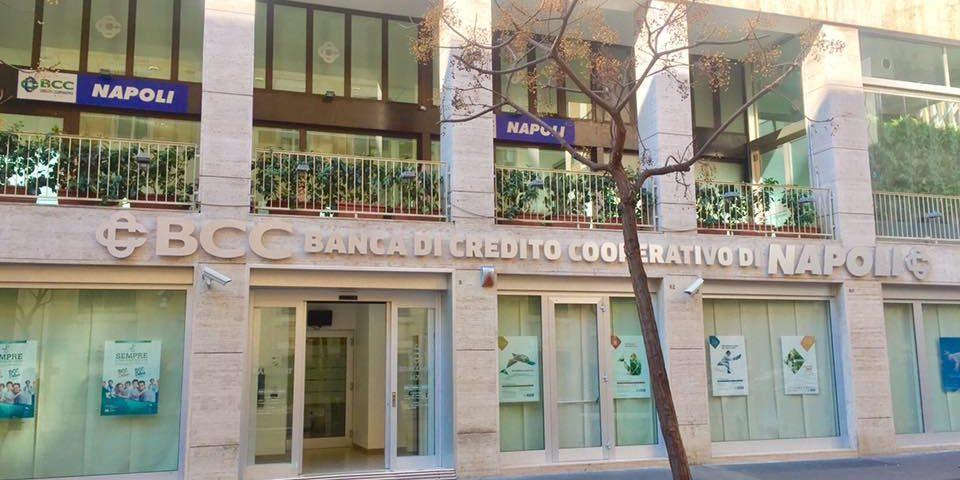 BCC Napoli, decimo bilancio in utile