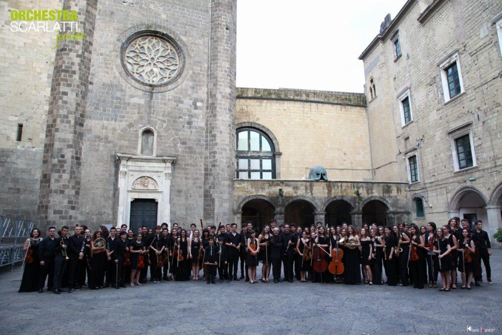 L'Orchestra Scarlatti lancia il Festival UniMusic