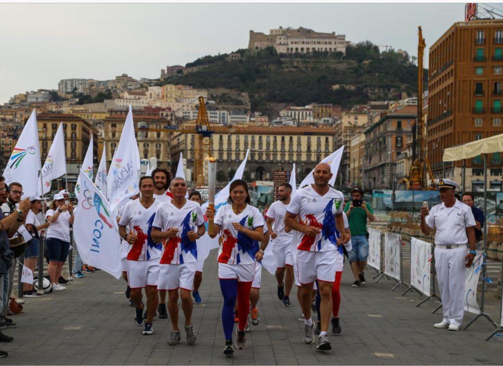 Atleti e futuri professionisti protagonisti di una società di pace