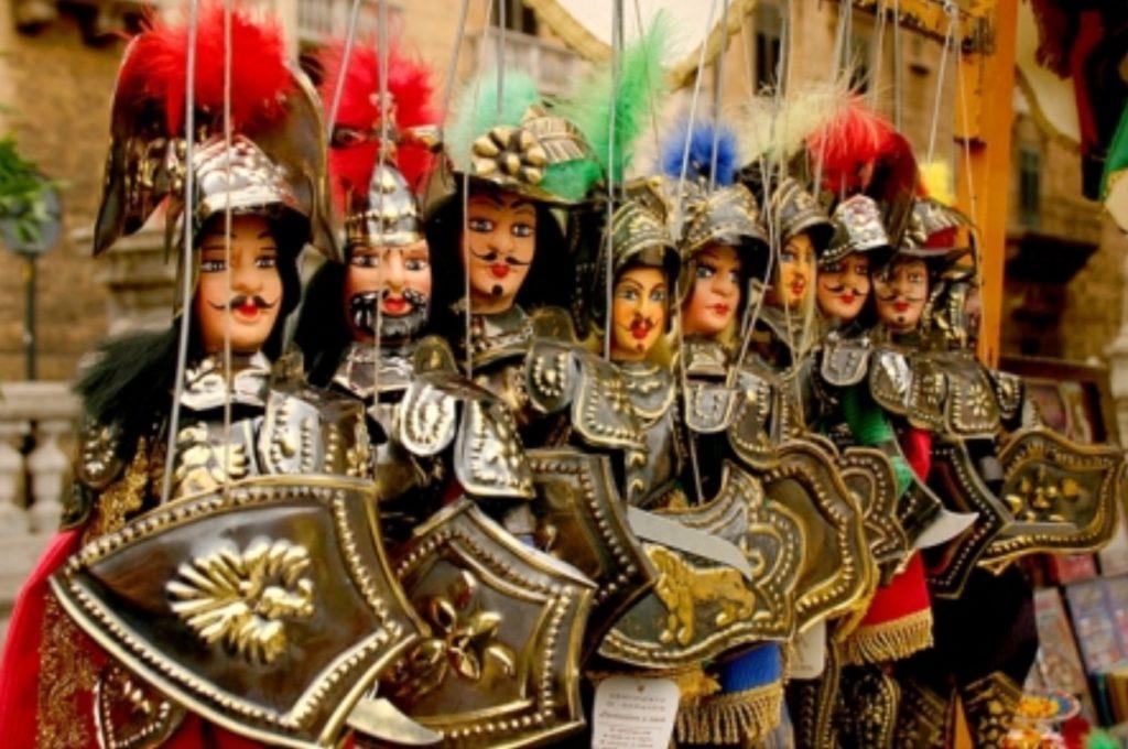 Estate a Napoli, Opera dei Pupi al Convento