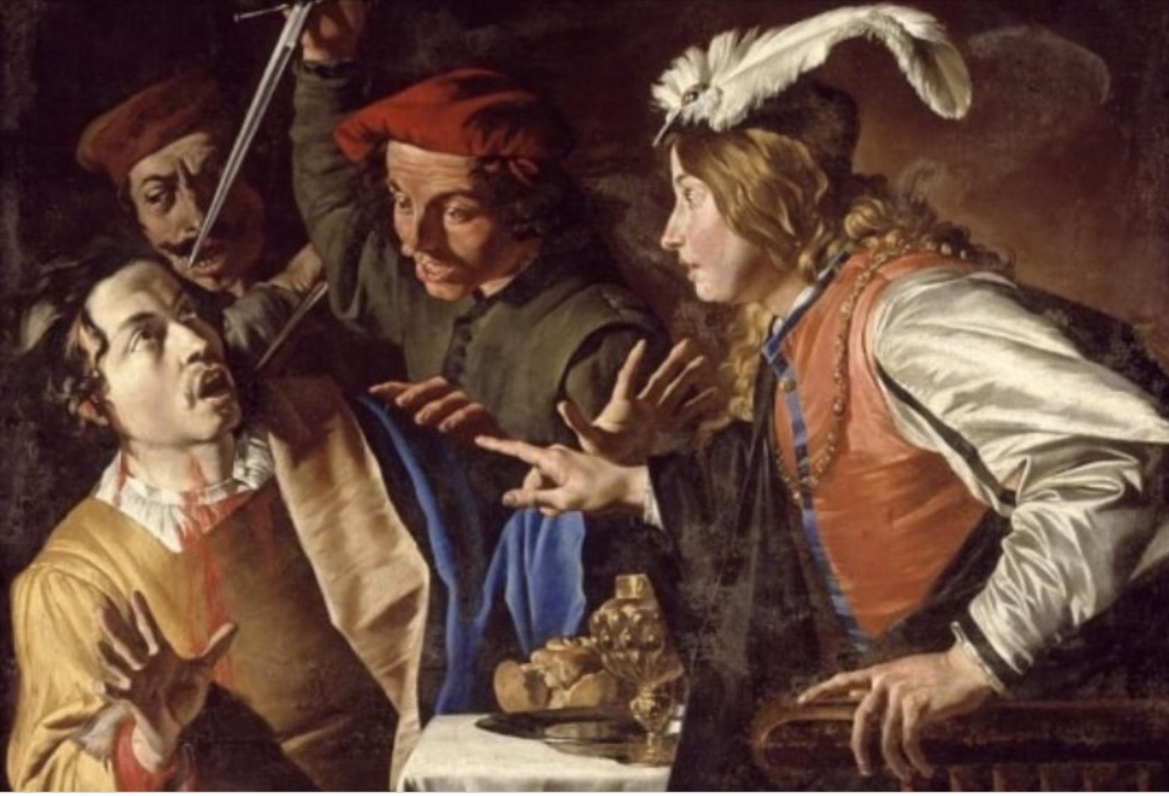 Mostre, Caravaggisti al Filangieri, Chagall alla Pietrasanta e Dworak