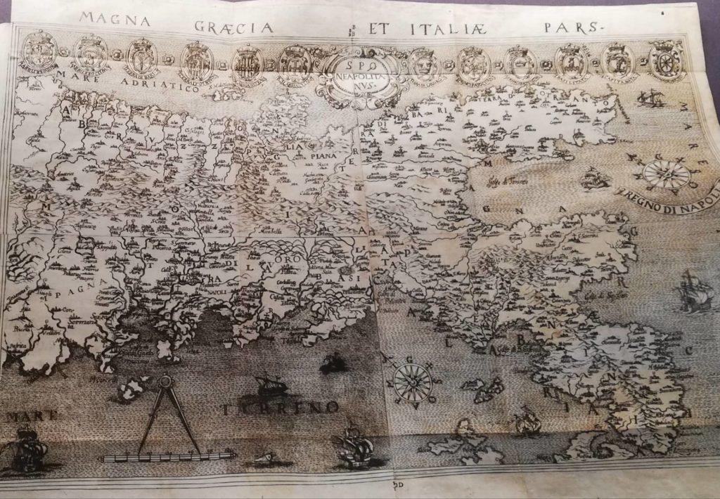 """""""Mediterraneo"""": una mostra per la Biblioteca del MANN"""
