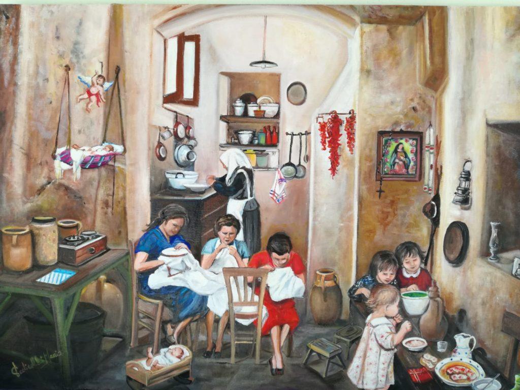 I Sassi raccontano Maria Paolicelli