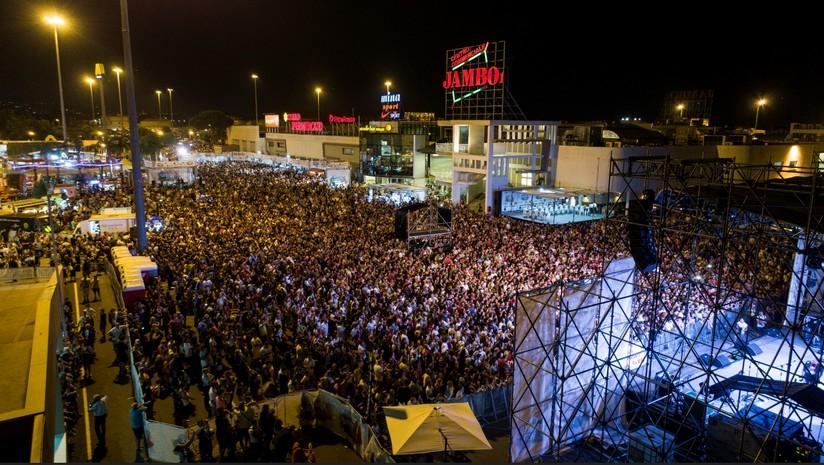 Jambo Summer Fest, musica e anticamorra