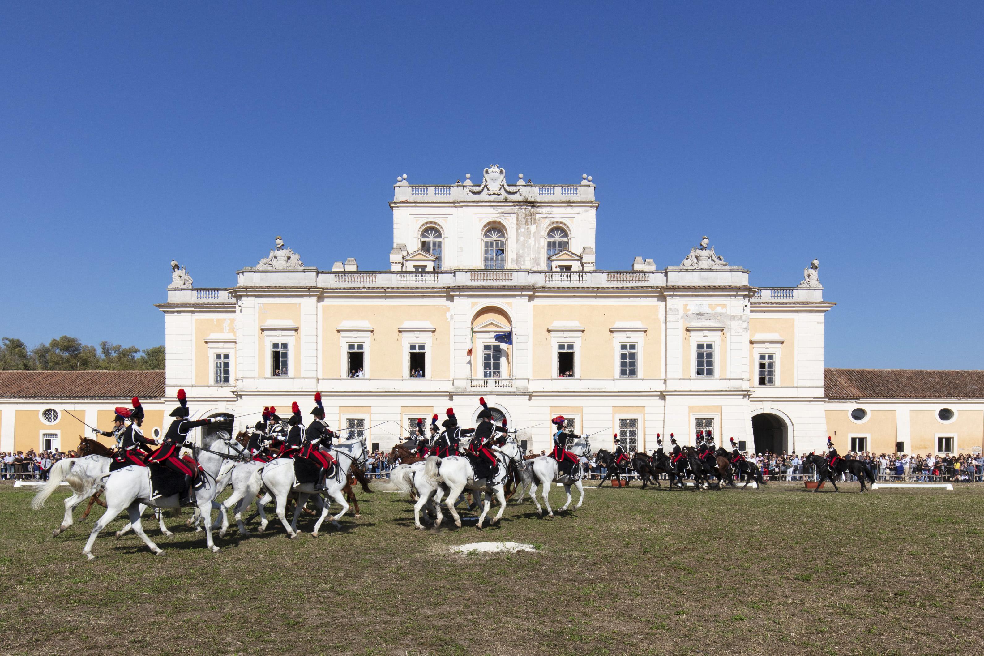 Cavalli&Cavalieri al Real Sito di Carditello