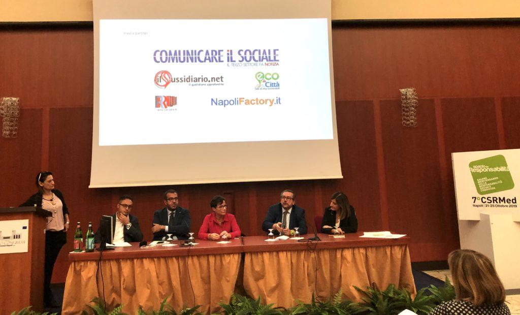 """La """"Carta di Napoli"""" per una grande rete della responsabilità sociale"""