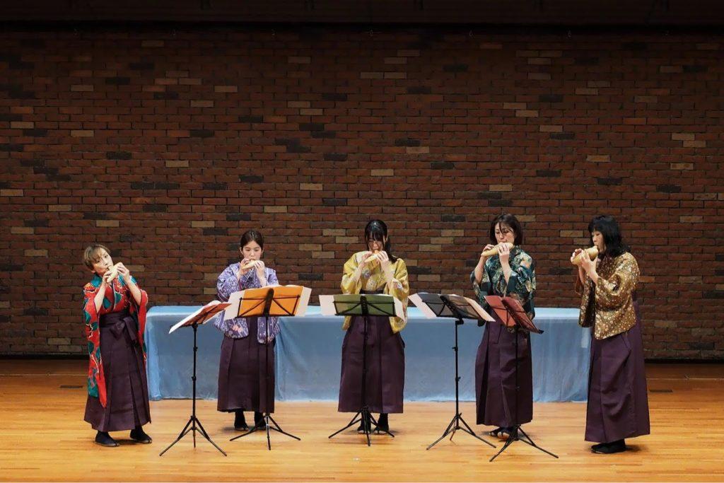 Al Ravello Festival l'Ocarina Japan Orchestra