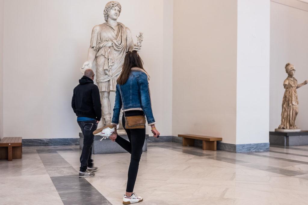 Pacifico al MANN racconta l'Effetto Museo