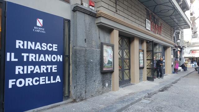 IlTrianon Viviani diventa fondazione