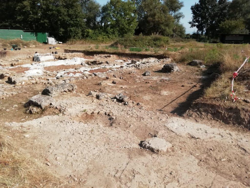 Abbazia di San Vincenzo al Volturno: conclusa la campagna di scavo