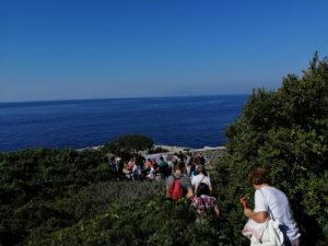 Anacapri, Terza giornata Internazionale Camminata tra gli Olivi