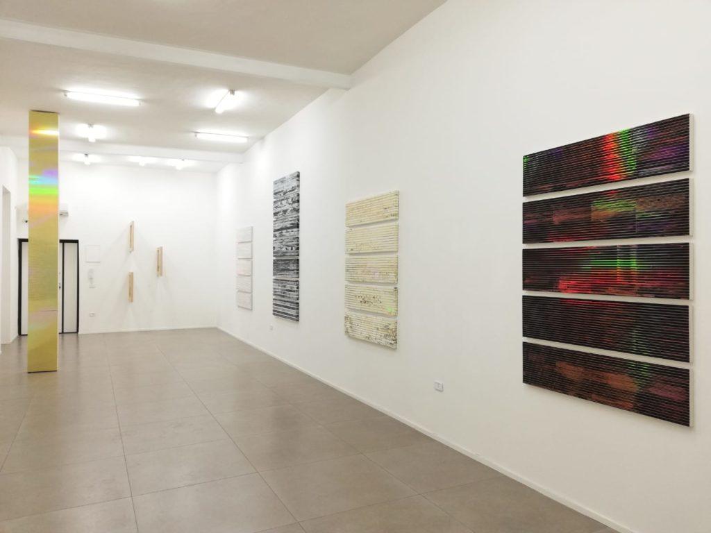 """La """"Luce"""" di Paolo Bini alla Galleria Nicola Pedana"""