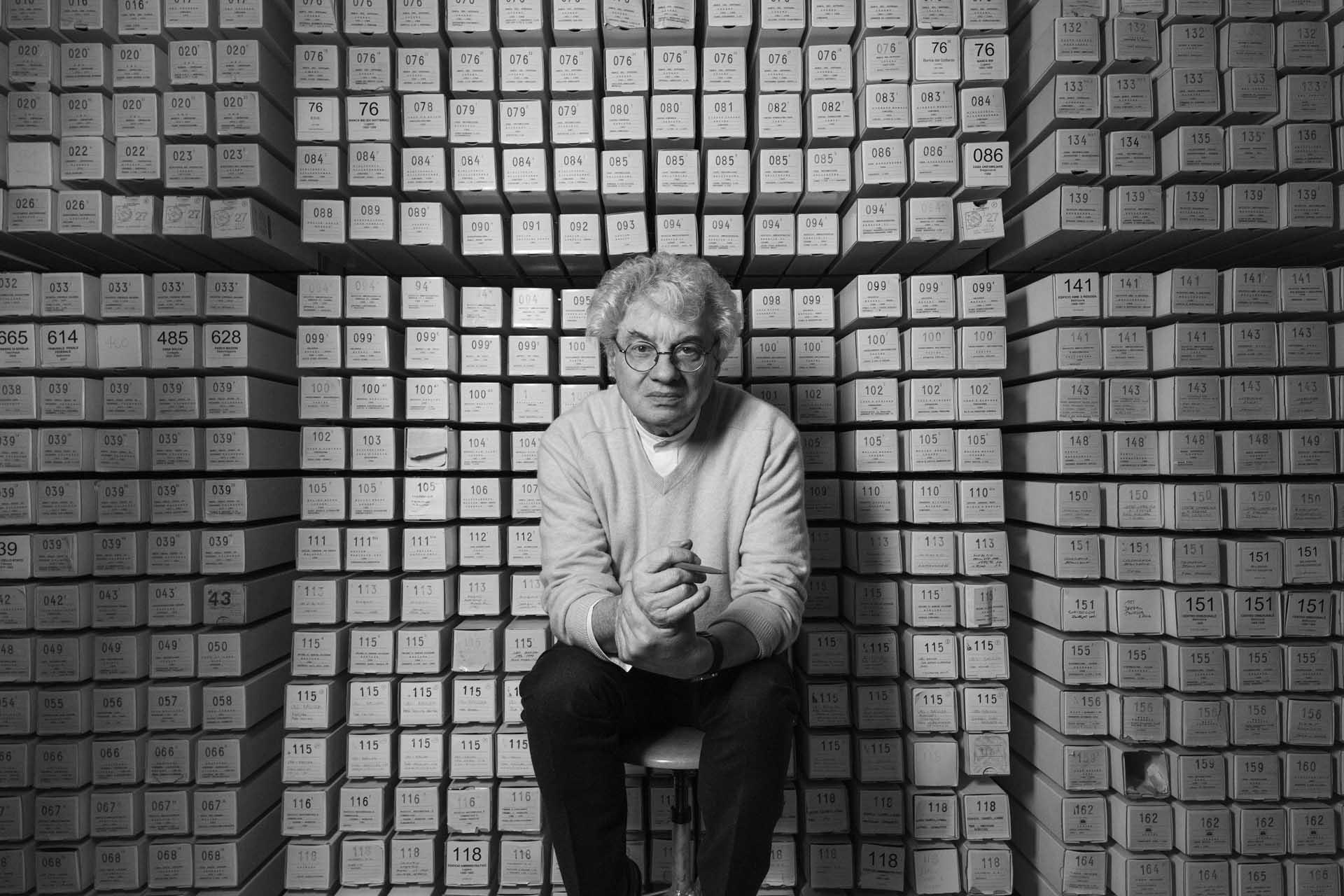Mario Botta al Premio De Felice