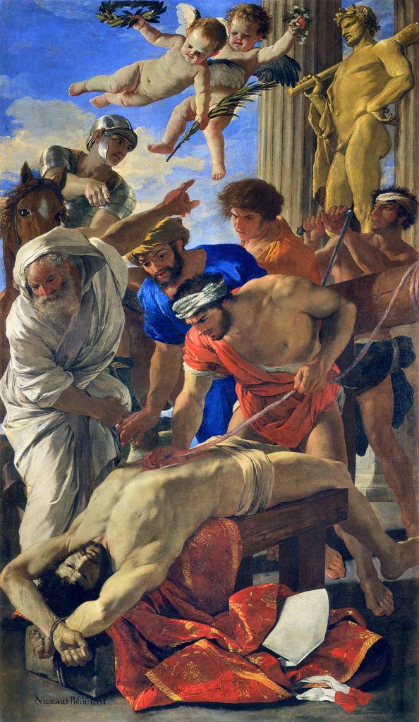 Capolavori dai Musei Vaticani, Poussin a Napoli