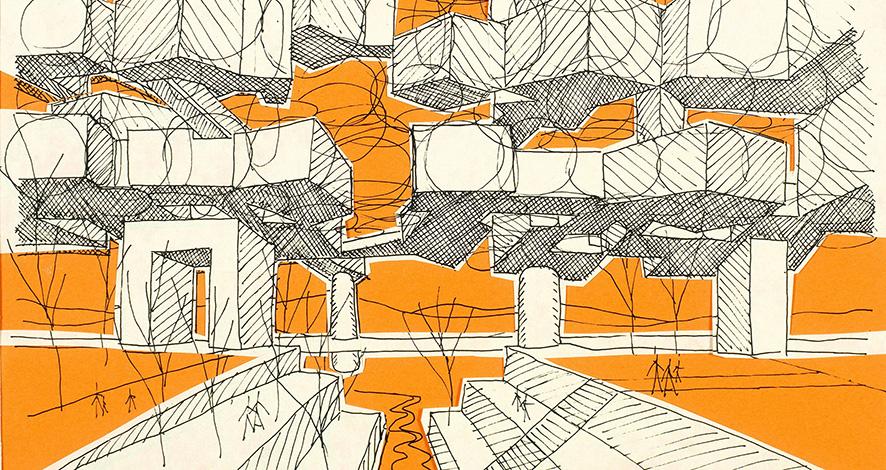 Yona Friedman ai Padiglioni Invisibili di Matera