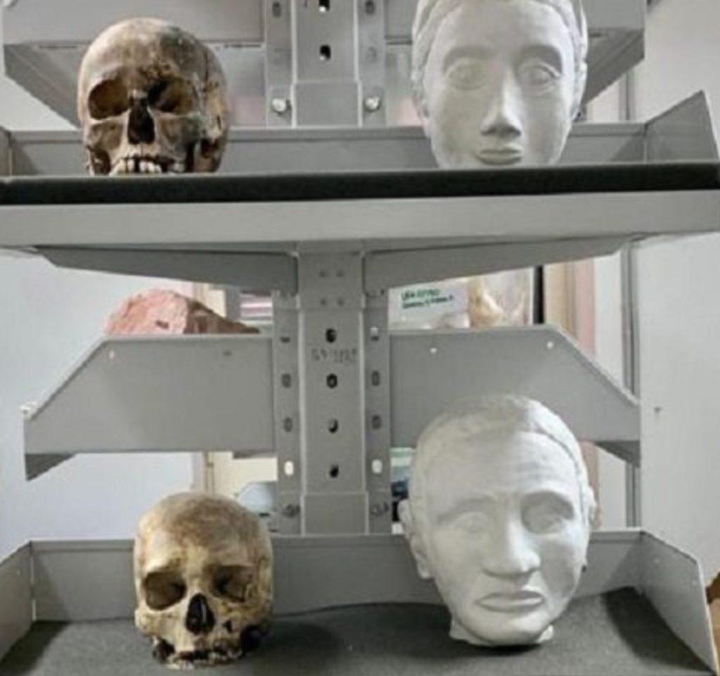 Ricostruiti i volti dei romani. Una mostra a Pompei