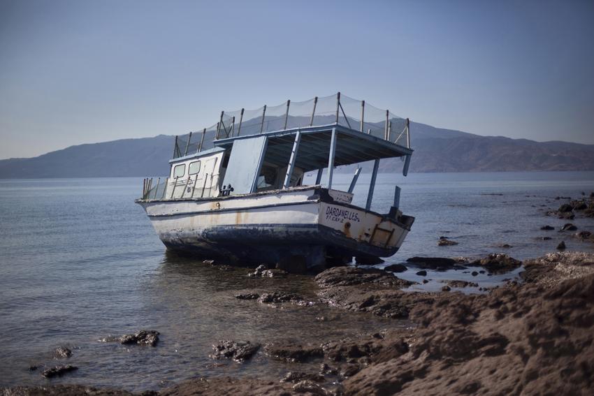 Shipwreck Crime, le foto degli oggetti dei naufraghi