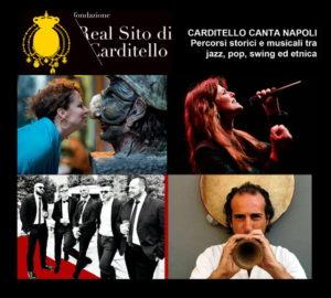 """""""Carditello canta Napoli"""", la grande musica napoletana alla Reggia"""