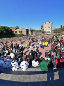 Un carnevale di festa all'Istituto Antoniano