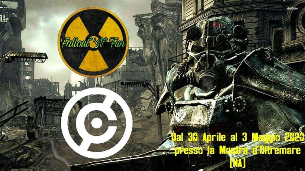 La saga di Fallout al Comicon 2020