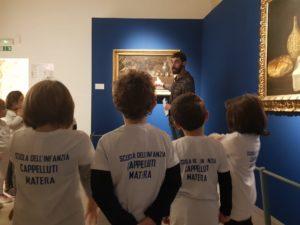 Fondazione Sassi e Uffizi insieme per raccontare il pane nella pittura