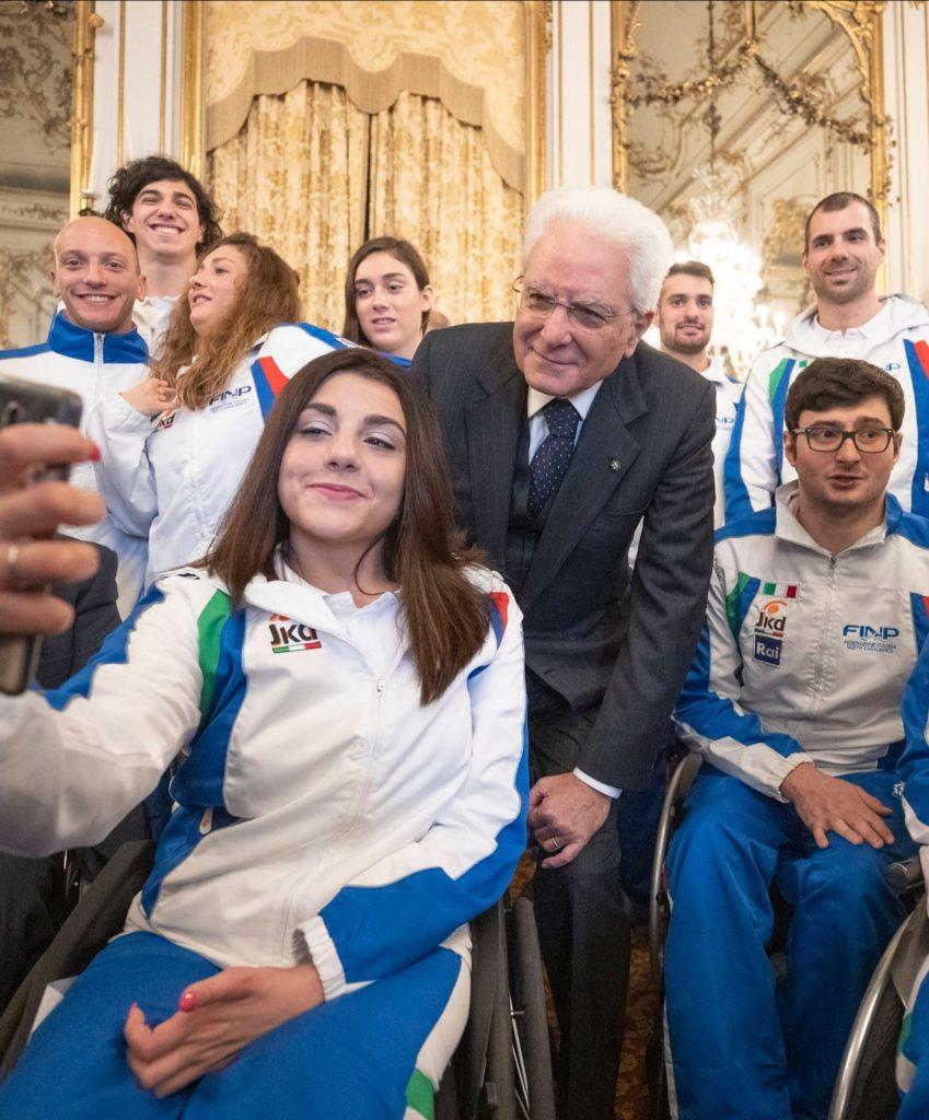 Videotutorial per gli sportivi paralimpici per Tokyio 2020