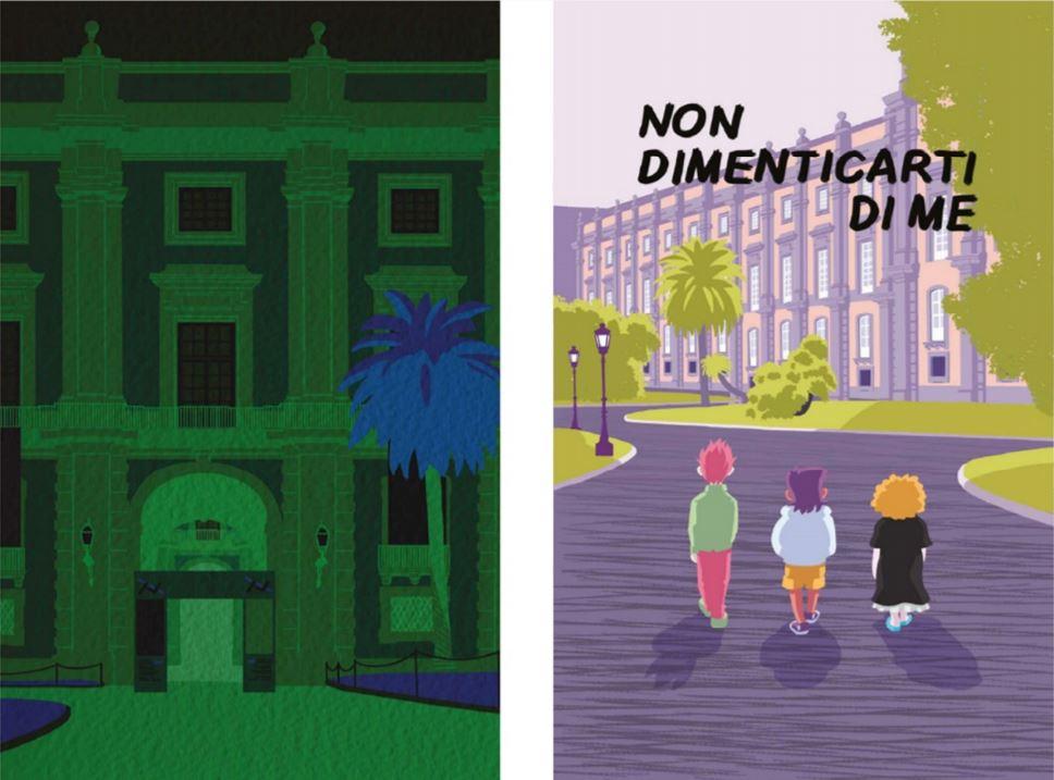 Fumetti nei musei, on line la graphic novel di Ghetti