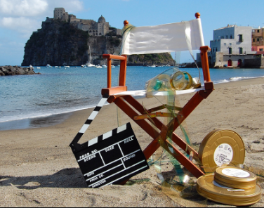 Location per il cinema, si prepara l'Ischia Film Festival