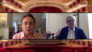 Stephane Lissner incontra Michele Mariotti sulla Web TV del Teatro San Carlo