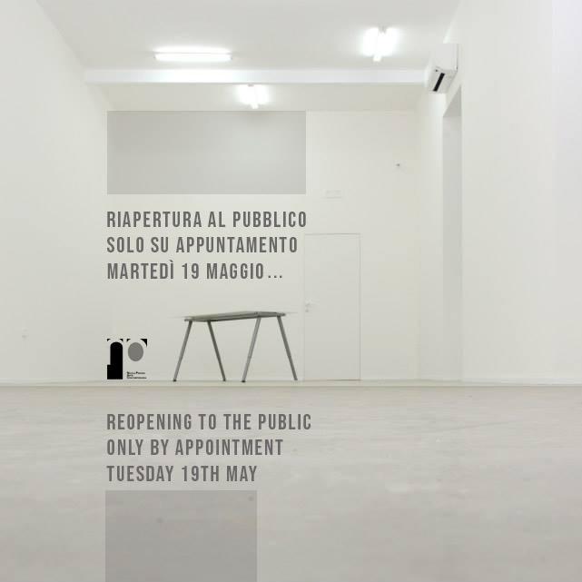 Galleria Nicola Pedana riapre a Caserta