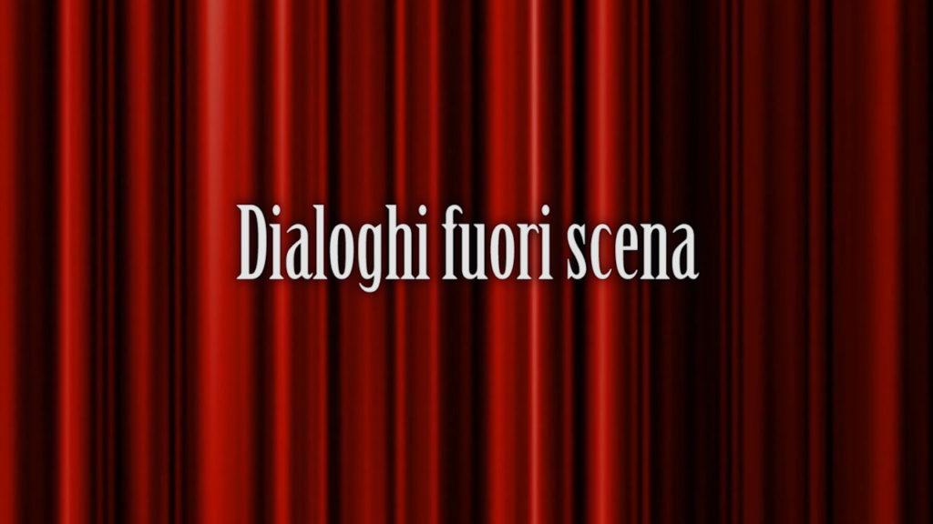 """Teatro San Carlo: boom di ascolti dei """"Dialoghi Fuori Scena"""""""