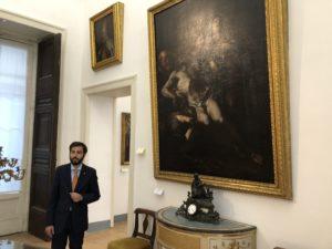 Pio Monte della Misericordia, Caravaggio protagonista di un documentario di Roberto Nicolucci