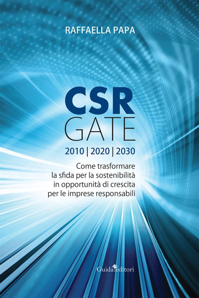 CSR Gate, Raffaella Papa presenta il libro sulla responsabilità sociale condivisa