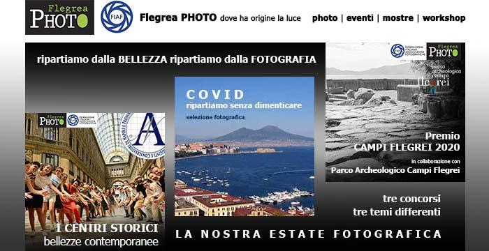 Le bellezze di Napoli protagoniste di tre concorsi fotografici