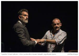 Teatro Festival, Mefistofele domani a Palazzo Reale