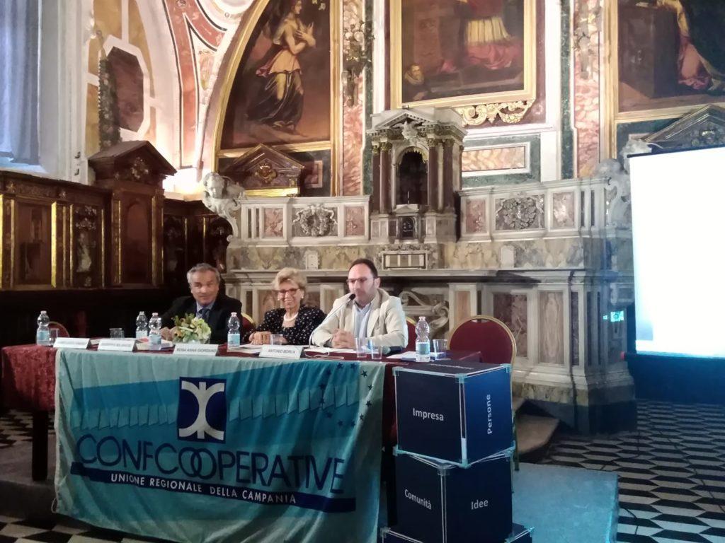 Bene comune, innovazione e sostenibilità all'assemblea di Confcooperative
