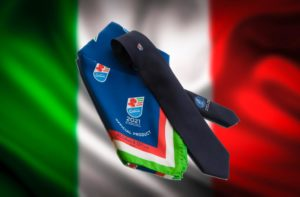 Cilento realizza la cravatta e il foulard ufficiali dei Campionati del Mondo di Sci