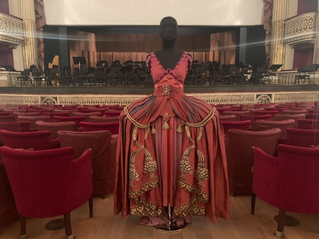 Il Museo MeMus riapre e la Sala del Teatro si anima dei personaggi dell'opera Adriana Lecouvreur