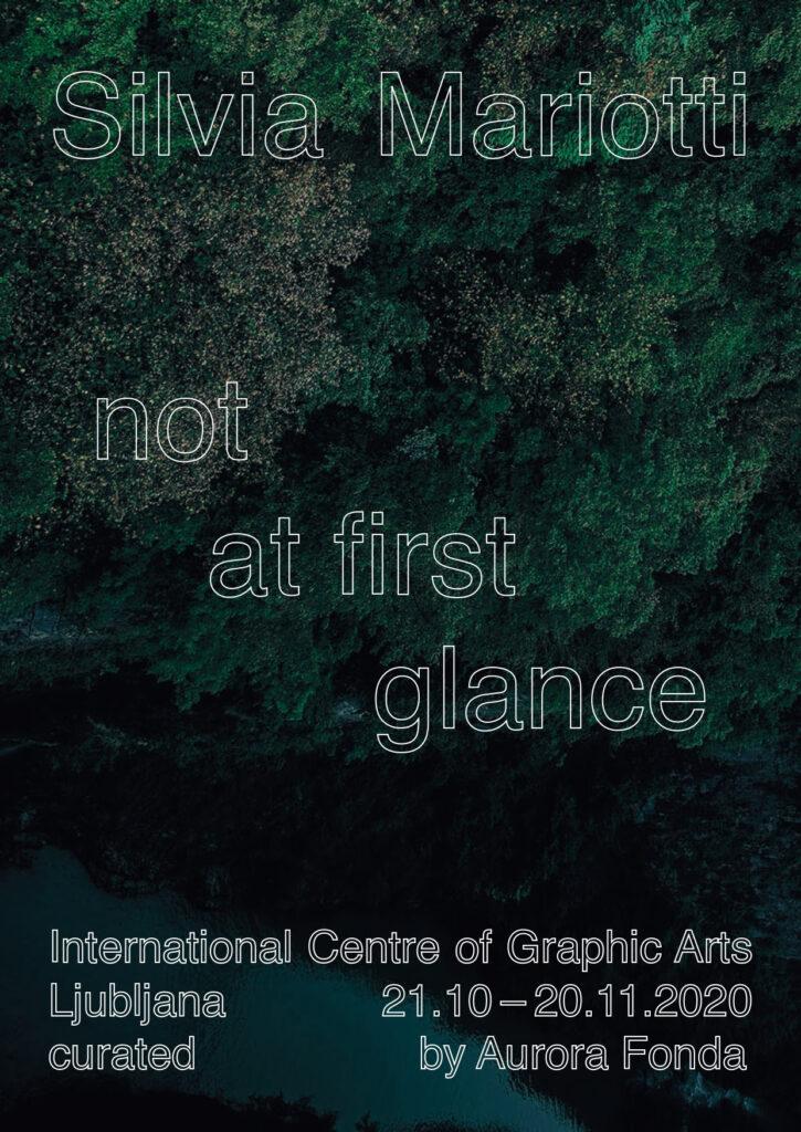 Silvia Mariotti con At First Glance alla Galleria A plus A