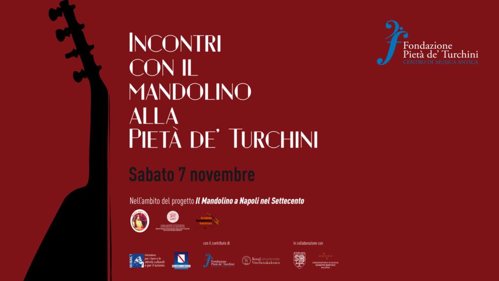 Il Mandolino a Napoli nel Settecento protagonista alla Pietà de' Turchini