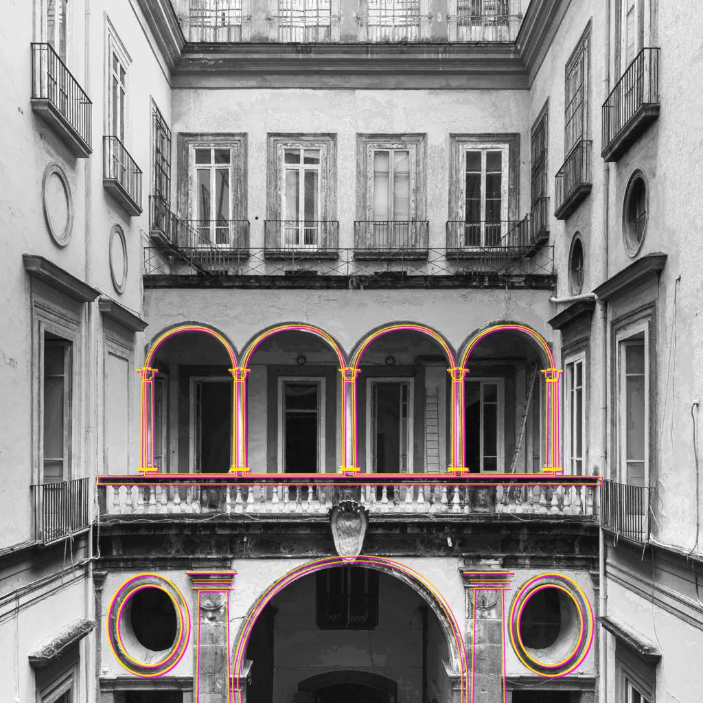 Palazzo Fondi premiato tra le migliori location italiane