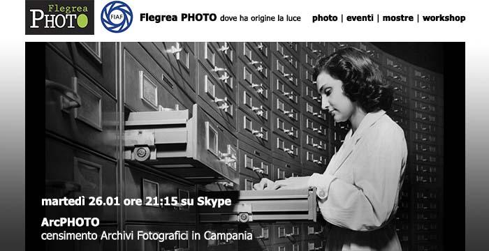 ArcPHOTO, un censimento degli archivi fotografici di Napoli e Campania