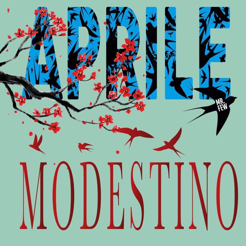 Modestino all'esordio con il singolo Aprile