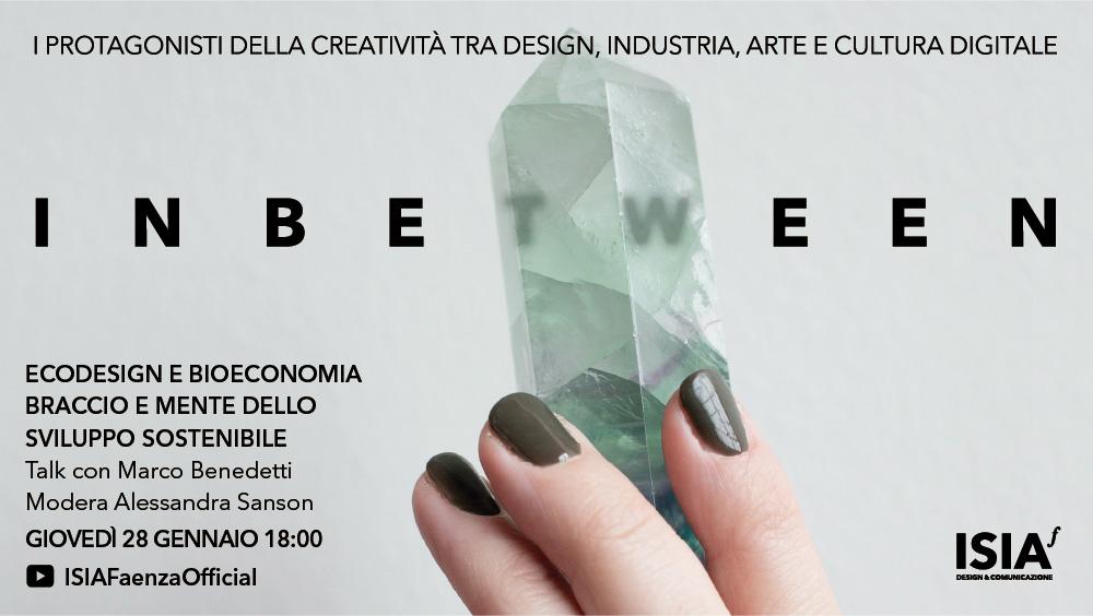 Ecodesign e Bioeconomia, braccio e mente dello sviluppo sostenibile