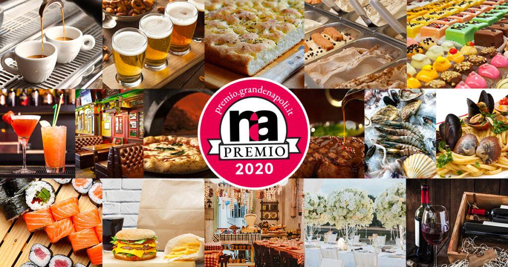 Grandenapoli Food 2020, successo per la prima edizione del premio