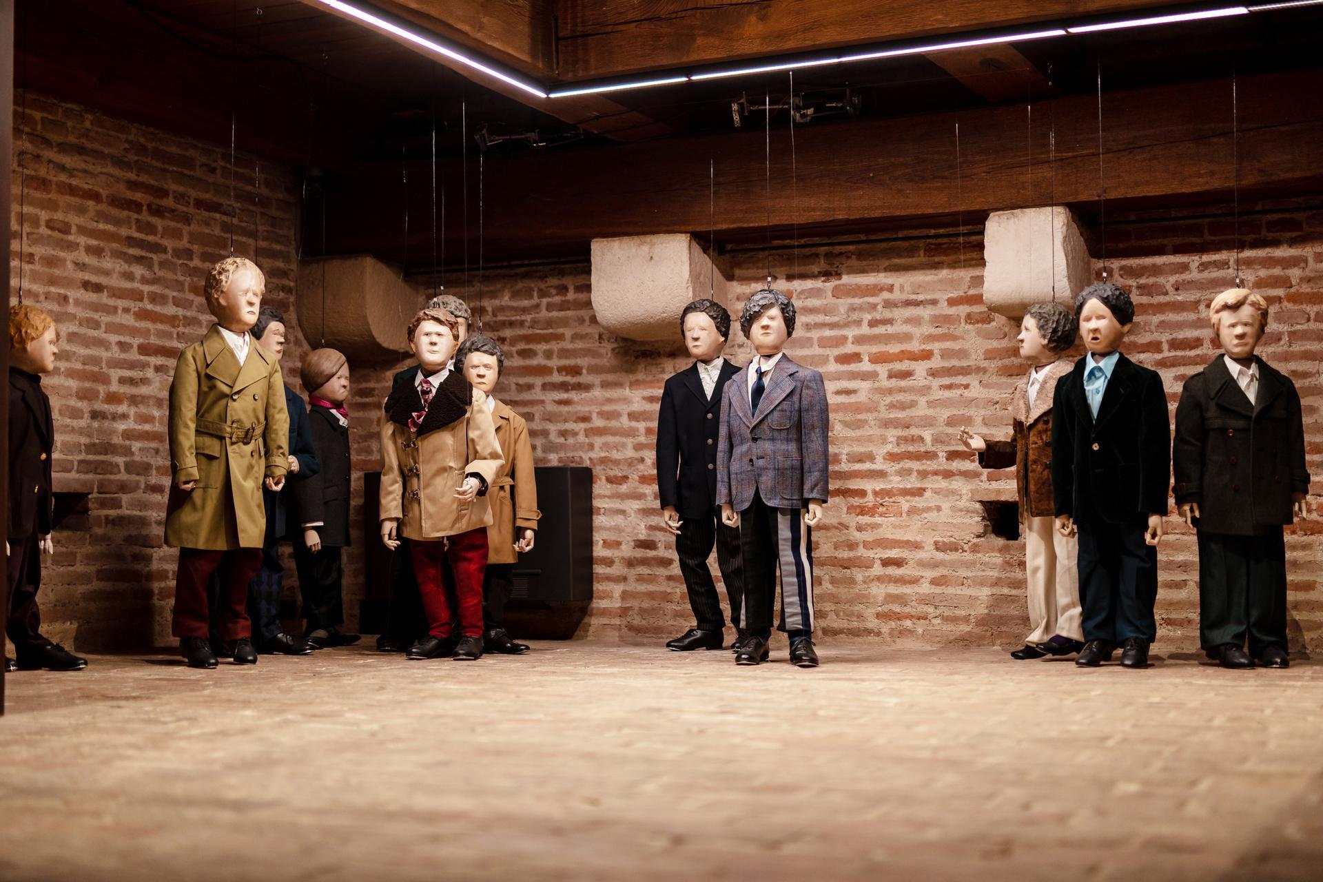 Misfits di Markus Schinwald alla Fondazione Coppola di Vicenza