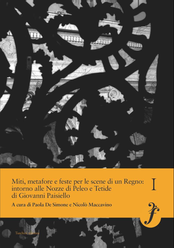 Le Nozze di Peleo e Tetide, serenata su musiche di Giovanni Paisiello